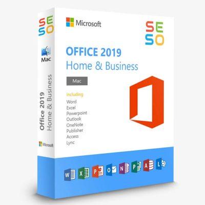 Microsoft Office 2019 für Mac