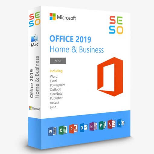 Microsoft Office 2019 für Mac